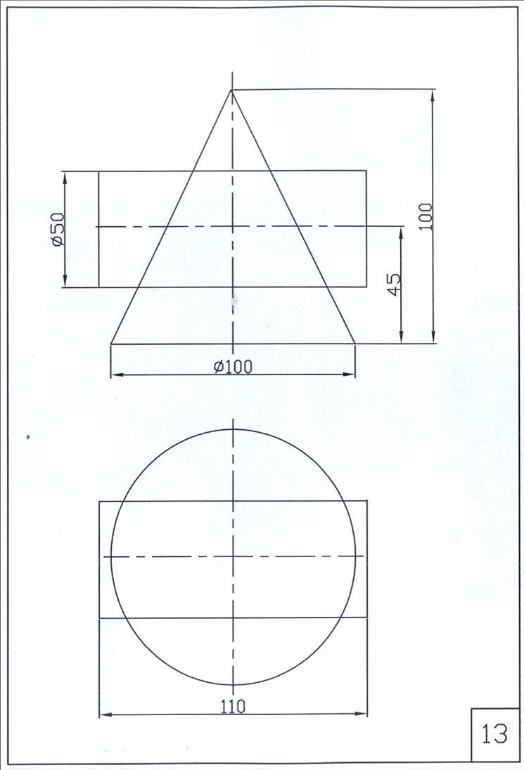гдз по инженерной графике миронов